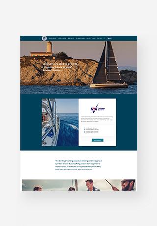 portfolio truenorth web design